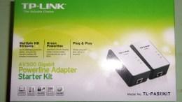 TP-Link AV500 Gigabit Powerline Adapter Starter Kit Review