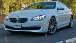 GearDiary The 2012 BMW 650i Coupe Connects with Drivers' Emotions