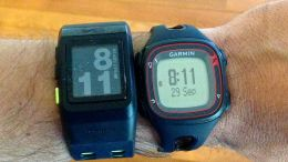 The New Garmin ForeRunner 10 Prepares for the Wineglass Marathon!