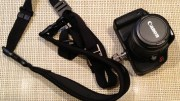 Carry Speed DS-Slim Camera Sling Strap with D-1 Wide Platform Ballhead Review