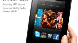 The Kindle Fire HD, a Gear Diary Video Chat