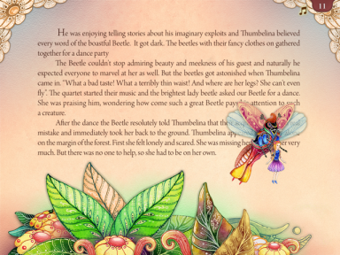Thumbelina Magic Story for iPad Review  Thumbelina Magic Story for iPad Review  Thumbelina Magic Story for iPad Review  Thumbelina Magic Story for iPad Review