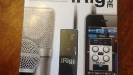 The iRig Pre Microphone Preamplifier Review