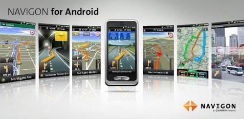 navigon android