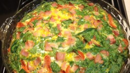 The Most Amazing Breakfast Frittata Ever