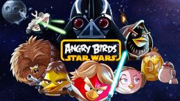 Angry Birds Star Wars Set to Cause a Disturbance in the Force on November 8th!