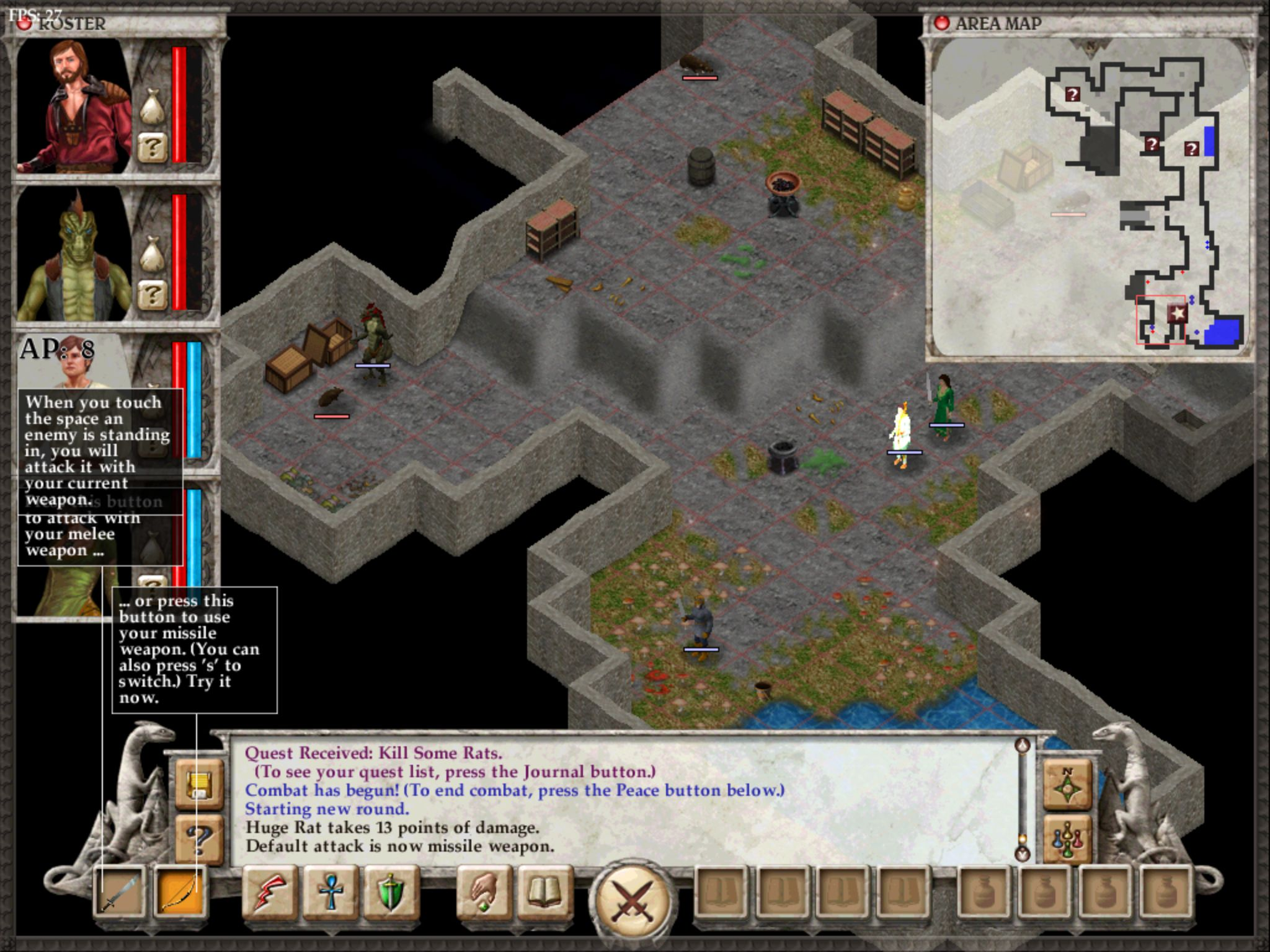 GearDiary Avernum 6 HD for iPad Review and Hands-On Video