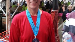 From Couch to Marathon in 6 Months, Losing 85 Pounds on the Way!