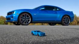 GearDiary Chevy to Offer Real Hot Wheels Camaro