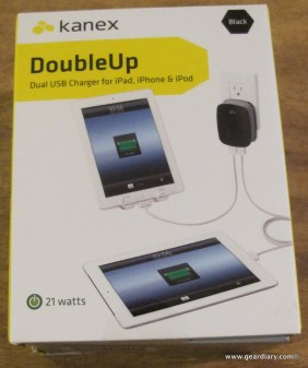 Kanex DoubleUp Dual USB Charger Review