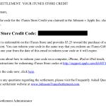 Apple Settlement