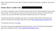 Watch Your Inbox for the iTunes Settlement Credit!