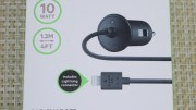 GearDiary Belkin Car Charger with Lightning Connector for iPhone 5 Review