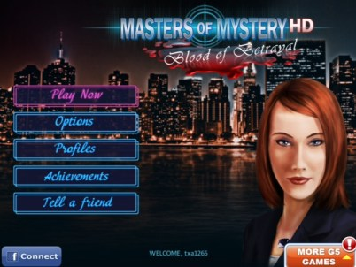 Masters of Mystery Blood of Betrayal HD 2