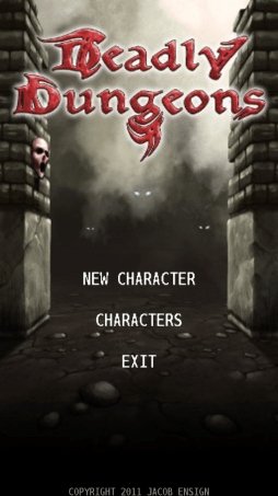 Deadly Dungeons for Android Review  Deadly Dungeons for Android Review  Deadly Dungeons for Android Review