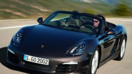 Grinding Gears Garage welcomes the 2013 Porsche Boxster, Ambassador for the Middle-Aged Crisis