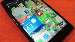 AT&T LG Optimus G Android Phone Review