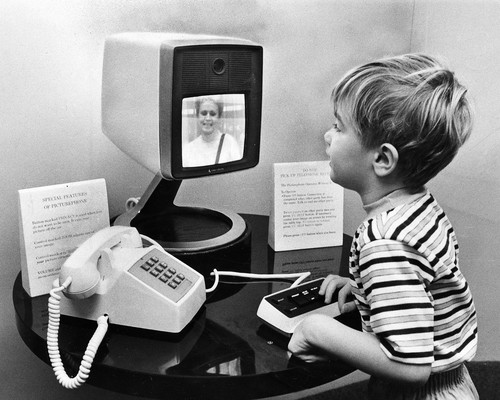 Picture Phone 1972
