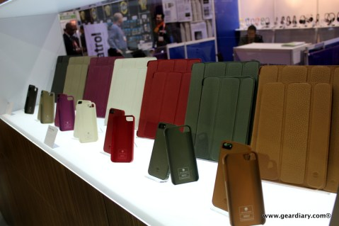 BeyzaCases new MALY case for the iPhone 5, the iPad (4th Generation) Executive II Case, and the new iPad mini Case