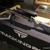 TrackingPoint Presents the World's First Precision Guided Rifle Technology