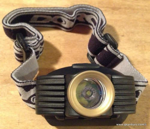 Dorcy LED Headlamp Review  Dorcy LED Headlamp Review