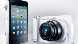 Samsung GALAXY Camera Gets Pictured at CES 2013
