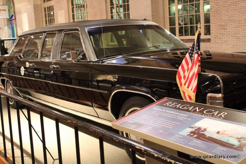 Or this in which President Reagan was shot.