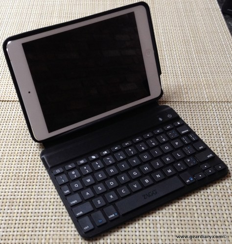 ZAGGkeys MINI 7 for the iPad mini Review