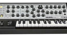 Moog Releases Details of the 'Sub Phatty' for NAMM 2013