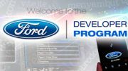 Ford Offering Open Developer Platform for Mobile Apps