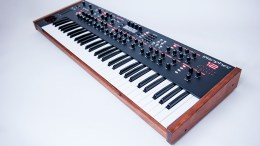 Prophet 12 Synthesizer by Dave Smith Introduced at NAMM 2013