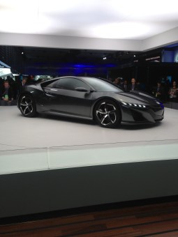 New Acura NSX Revealed  New Acura NSX Revealed  New Acura NSX Revealed