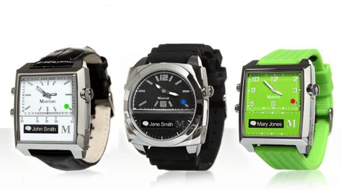 GearDiary Didn't You Say That You Wanted a Super Awesome Martian Smart Watch?