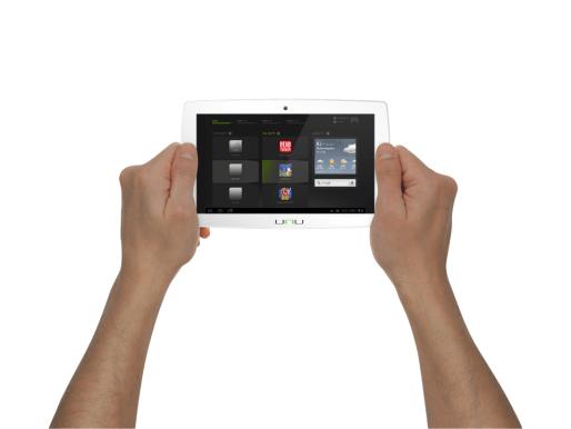 unu - Tablet, Game Controller, Smart TV Dock in One, Unveiled at CES  unu - Tablet, Game Controller, Smart TV Dock in One, Unveiled at CES
