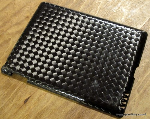 MonCarbone Black Diamond Smartt Mate Carbon Fiber iPad Shell Review