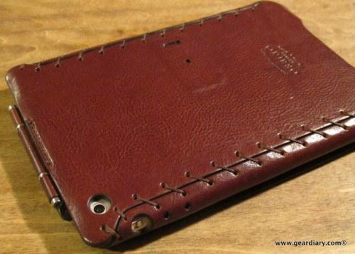 Orbino miniPadova Review; a Most Exquisite Leather iPad mini Case