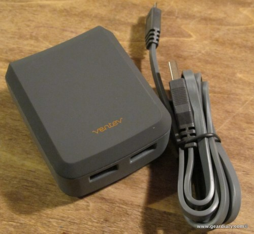 GearDiary Ventev Chargesync Cables and USB Chargers Review