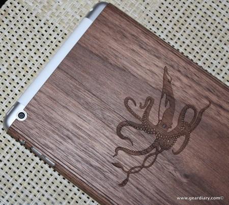 Toast iPad mini Cover is Gorgeous Wood iPad mini Protection