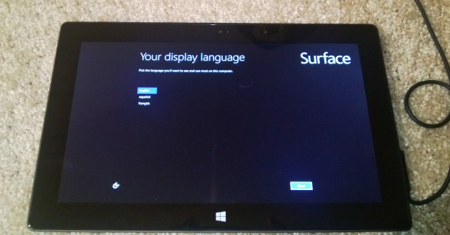 Microsoft Surface and Windows RT: Playing in the Windows 8 Sandbox
