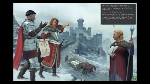 Avadon 2 The Corruption Prepares to Bring Epic Fantasy RPG Back to the iPad