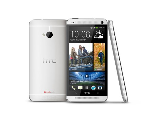 New HTC One Becomes HTC's Flagship Android Device  New HTC One Becomes HTC's Flagship Android Device  New HTC One Becomes HTC's Flagship Android Device