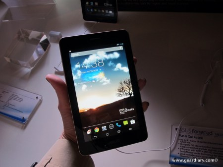 ASUS Fonepad is a Supersized Phablet