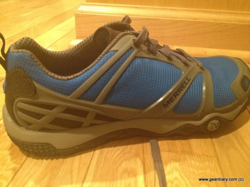 Merrell Proterra Sport Low Profile Hiking Sneaker Review
