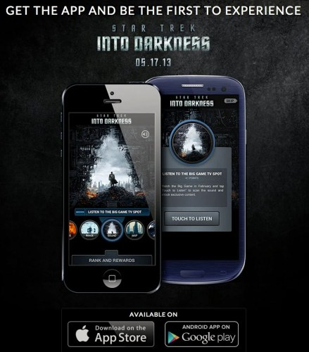 Get Ready for the Next Chapter with the Star Trek Into Darkness App for iOS or Android