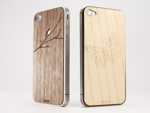 Toast Wooden iPhone Cover Review