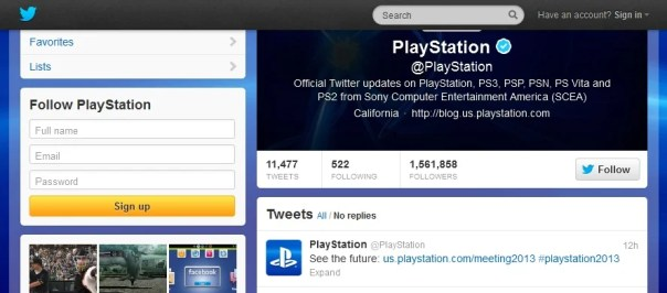 PlayStation February 20 Announcement for PS4?  PlayStation February 20 Announcement for PS4?