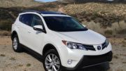 GearDiary 2013 Toyota RAV4 Is Going Places