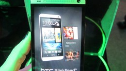 GearDiary HTC One Was the Best Android Handset at MWC