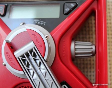 Eton FRX3 Hand Turbine AM/FM/Weather Alert Radio