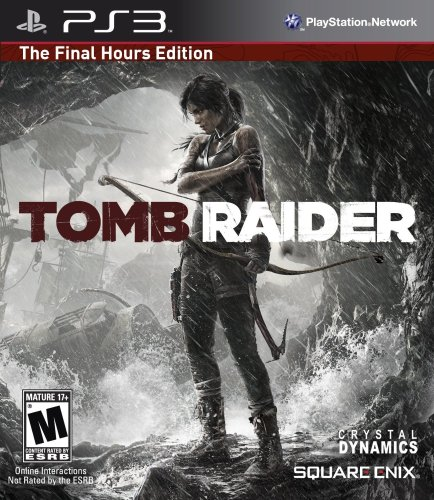 Tomb Raider Review for PlayStation 3